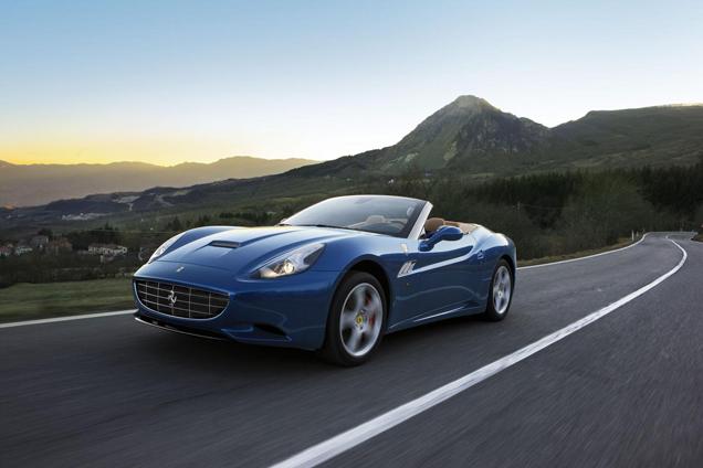 Opvolger Ferrari California komt sneller dan verwacht