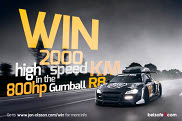 Win a drive to Sweden with Jon Olsson!