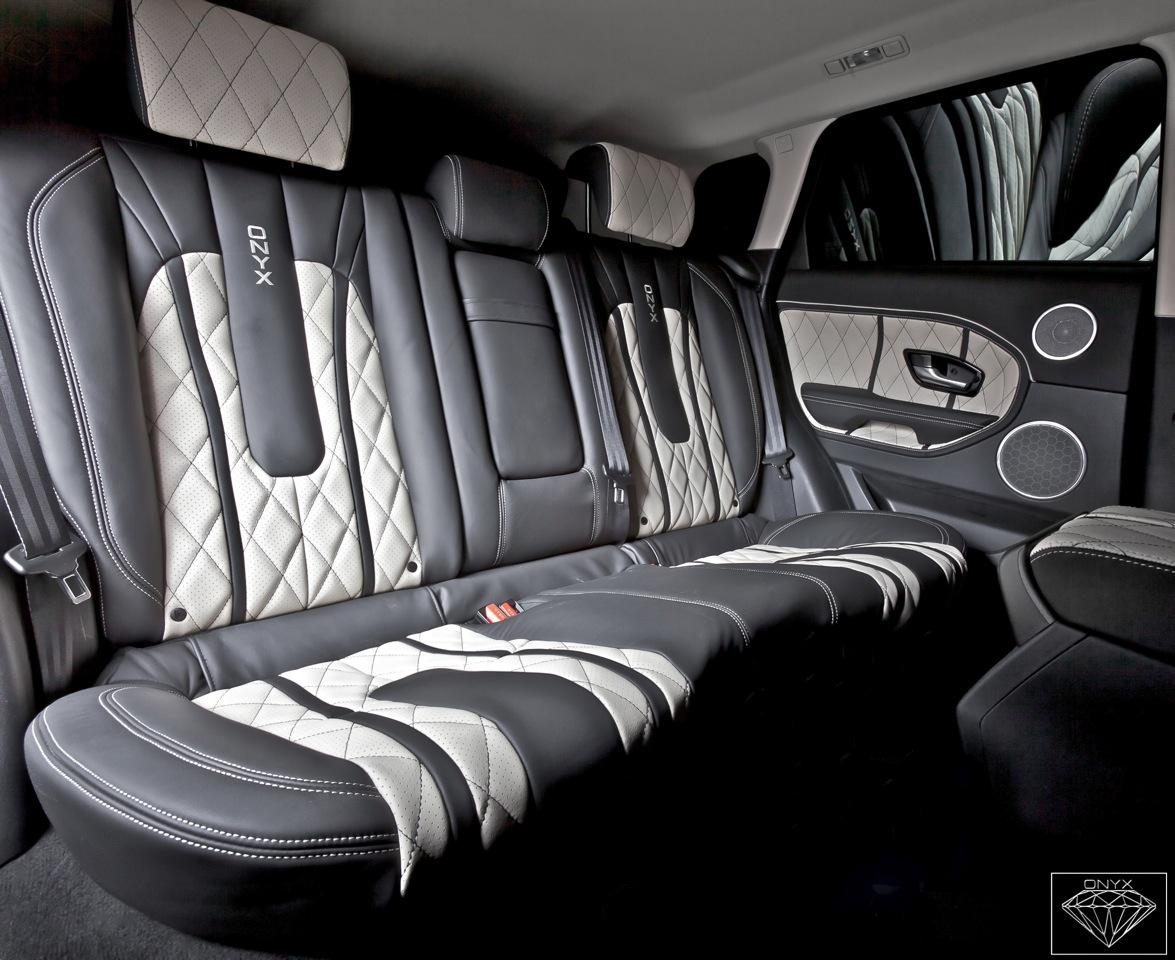 rogue edition range rover evoque according to onyx concept. Black Bedroom Furniture Sets. Home Design Ideas