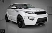 Rogue Edition: Range Rover Evoque according to ONYX Concept
