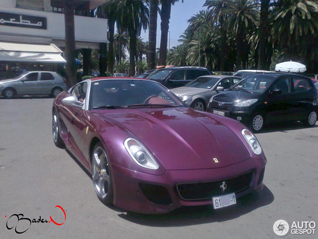 Gespot in Casablanca: zeldzame Ferrari SA Aperta