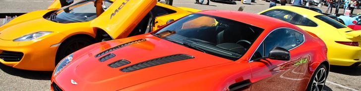 Evenement: Sport Auto High Performance Days 2012