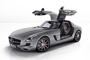 Adding some extra horsepower: the Mercedes-Benz SLS AMG GT