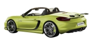 SpeedART SP81-R: The first modified Porsche Boxster 981
