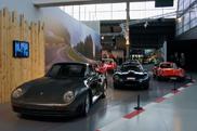 Fotoverslag: nieuwe sportzone en Ferrari Club Belgio-tentoonstelling in Autoworld Brussel