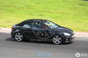 Spyspot: Volkswagen Golf R Cabriolet