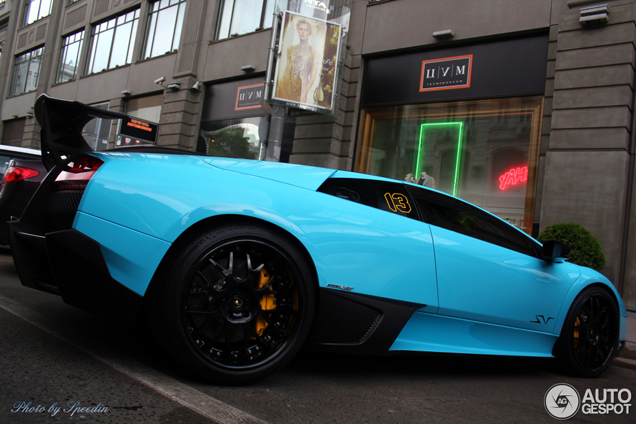 Rapper Timati rijdt tegenwoordig Lamborghini: Murciélago LP670-4 SuperVeloce gespot