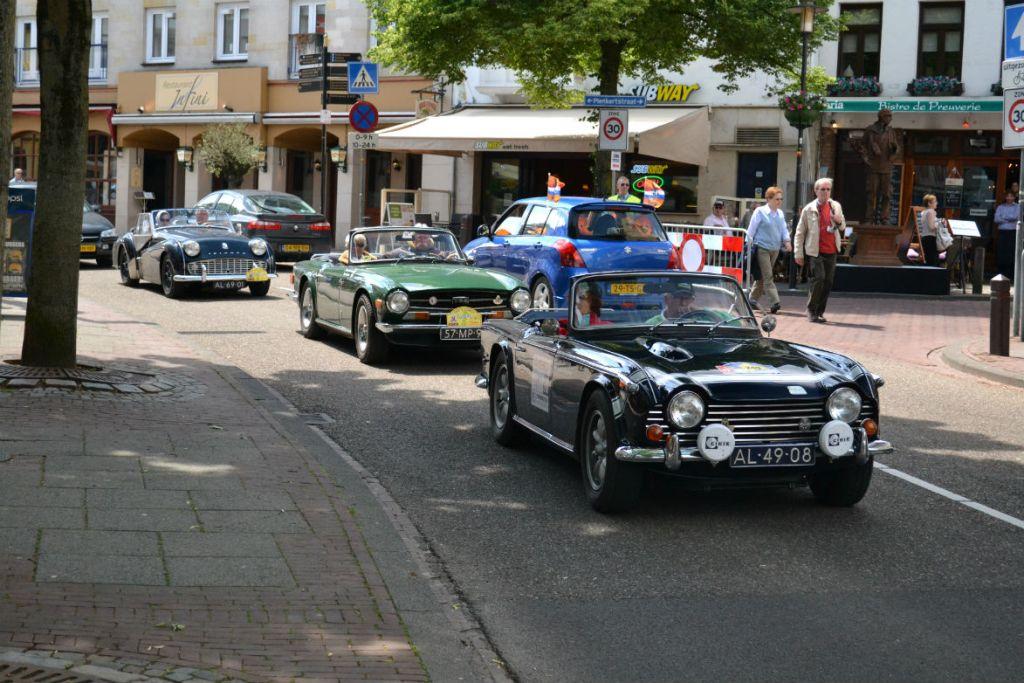 Evenement: Triumph Meet & Greet in Valkenburg