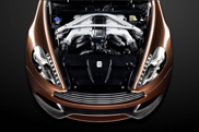 New family member: Aston Martin 310 Vanquish