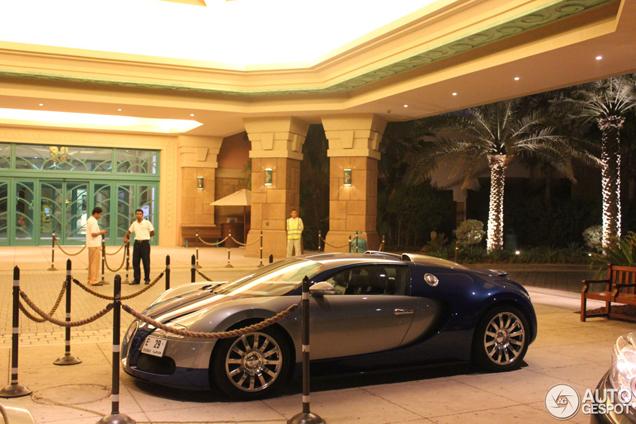 Blijft bijzonder om te spotten: Bugatti Veyron 16.4