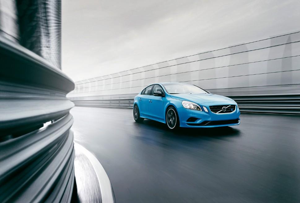Volvo's antwoord op Duitsland: S60 Polestar Performance Concept