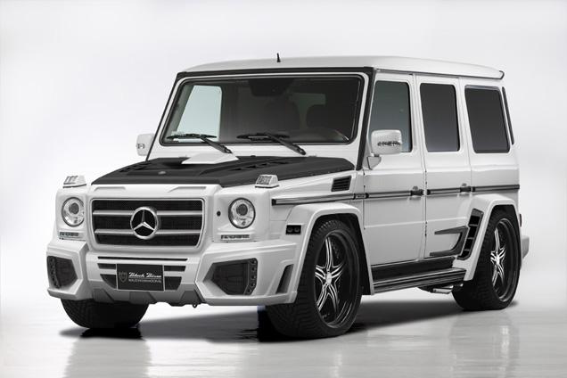 WALD International neemt Mercedes-Benz G-Klasse onder handen