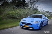 Now for download: wallpapers Jaguar XKR-S!