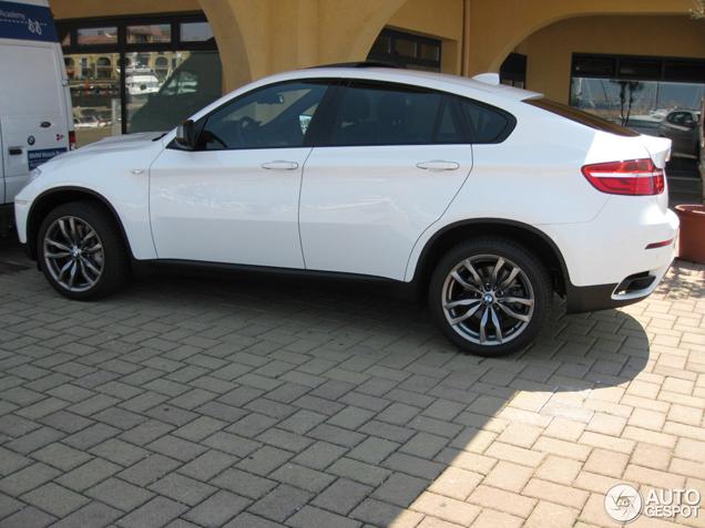 Primeur gespot: BMW X6 M50d