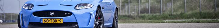 Driven: Jaguar XKR-S