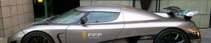 Koenigsegg faz sucesso na China!