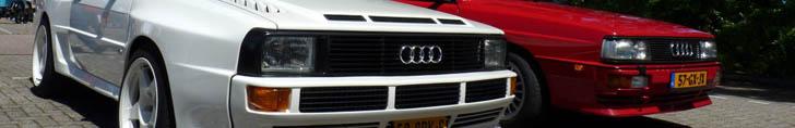 Evento: Audi Tradition 2013