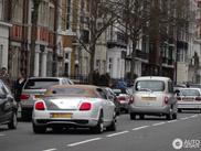 Avistamento raro: Bentley Continental Supersports Convertible