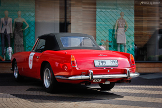 LUC Chopard Classic Weekend Rally in Moscow