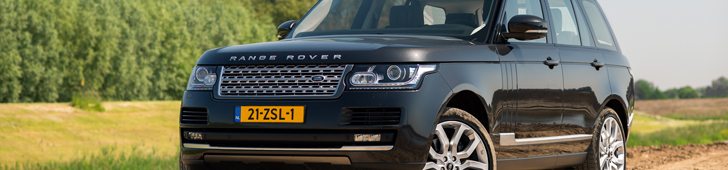 Condus: Land Rover Range Rover 5.0 V8 Supercharged