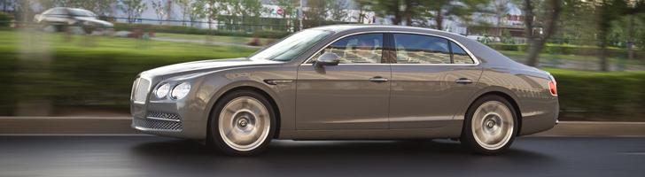 Galería fotográfica: Bentley Flying Spur