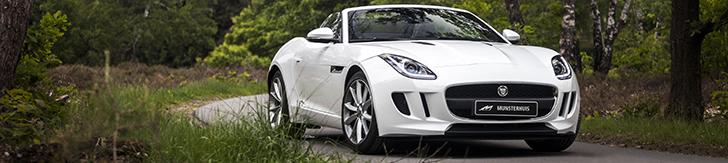 Jazda próbna: Pierwsza randka z Jaguarem F-Type