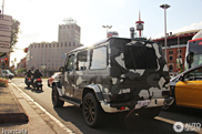 Mercedes-Benz G63 AMG je spreman za vojsku