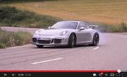Chris Harris à fond la caisse en Porsche 991 GT3