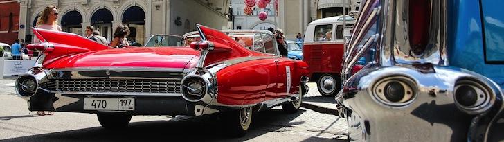Ралли классических автомобилей L.U.C Chopard Classic Weekend Rally