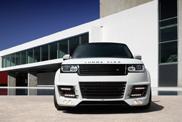 TopCar entrega el primer Range Rover Lumma CLR R