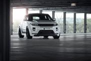 Range Rover Evoque, bajo los ojos de Prior Design