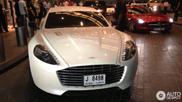 La berline-fusée : l'Aston Martin Rapide S