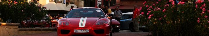 Le Ferrari Show Day et le Concours d'Élégance Monte Casino