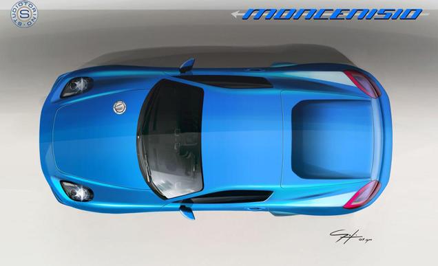 Porsche Cayman S op z'n Italiaans: StudioTorino Moncenisio