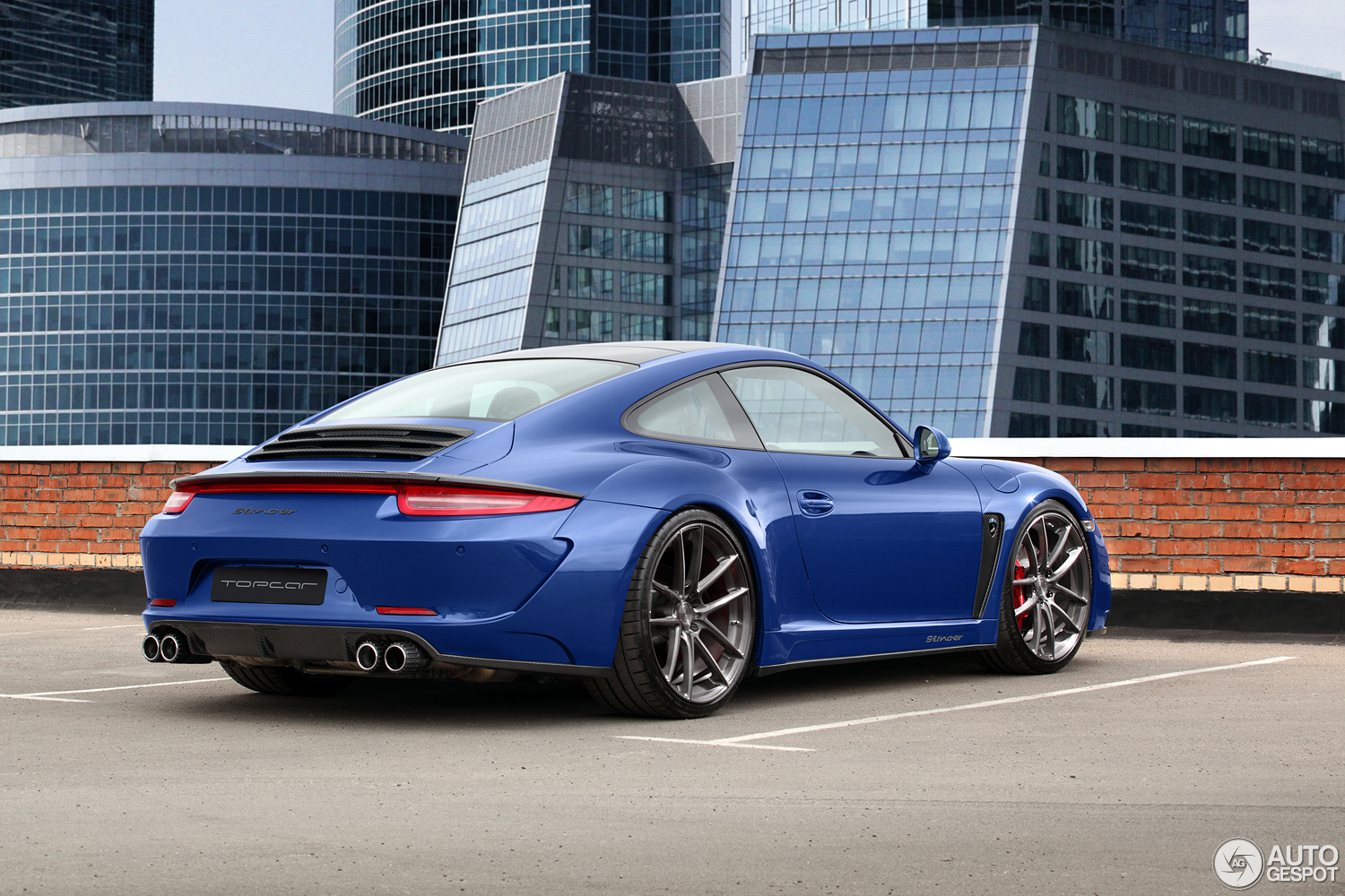 This Is The Porsche 991 Carrera 4s According To Topcar