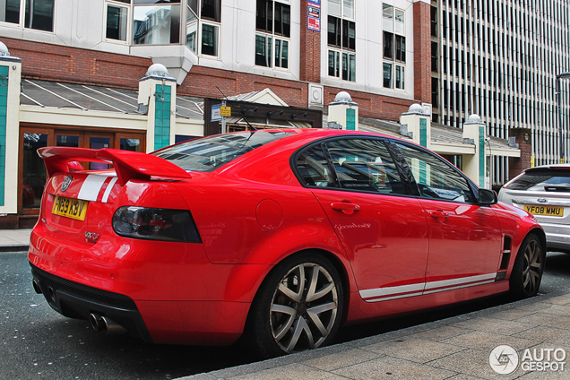 Vauxhall VXR8 Bathurst is stoer en zeldzaam