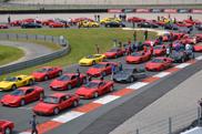 500 Ferrari contre le cancer, édition 2013
