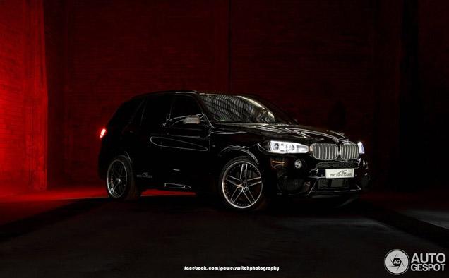 Pareltjes van foto's van deze BMW AC Schnitzer X5 M50d ACS5 F15