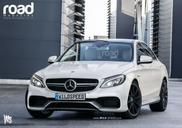 Wildspeed shows us the new C 63 AMG