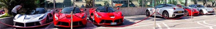Evento: Ferrari Cavalcade 2014