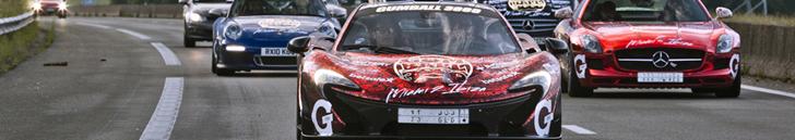 Gumball 3000: Đoàn Xe Tại Calais Và Paris