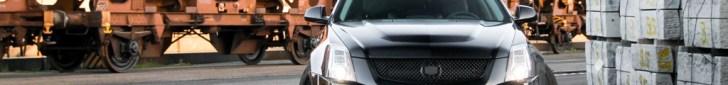 Photoshoot: Cadillac CTS-V producing 600 hp