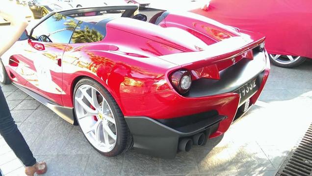 Ferrari F12 TRS is officieel, heeft geen KERS