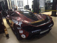 Gumball 3000: une belle collection d'auto