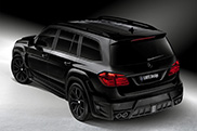 LARTE turns the Mercedes-Benz GL into a real tank