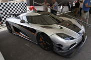 Goodwood 2014: Koenigsegg One:1