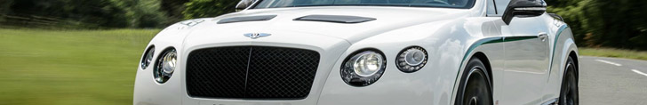 The most sporty Bentley ever: the Continental GT3-R