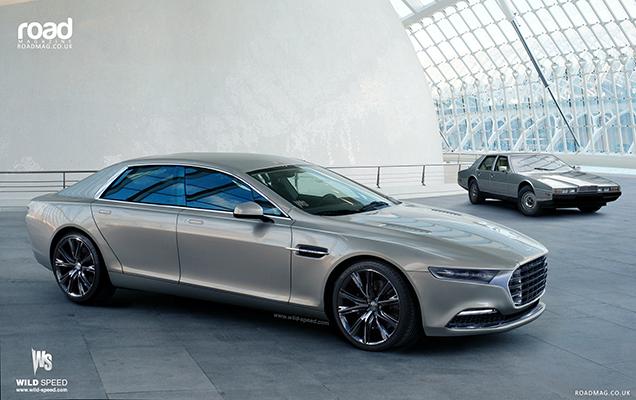 Aston Martin Lagonda: slechts 100 exemplaren