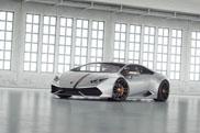 "Wheelsandmore makes the Lamborghini Huracan LP850-4 ""Lucifero"""