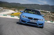 BMW ///M4 Coupé Lập Kỉ Lục Tại Nürburgring